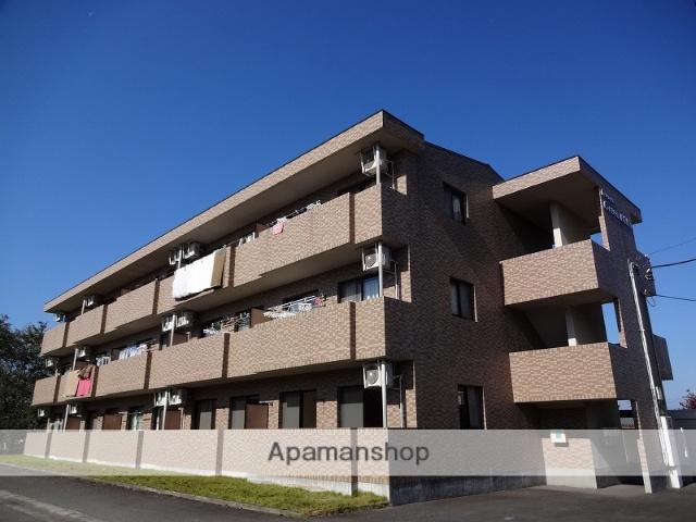 群馬県高崎市、吉井駅徒歩4分の築20年 3階建の賃貸マンション
