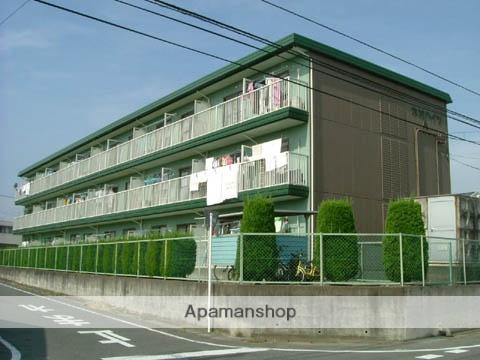 群馬県高崎市、高崎駅徒歩32分の築32年 3階建の賃貸アパート