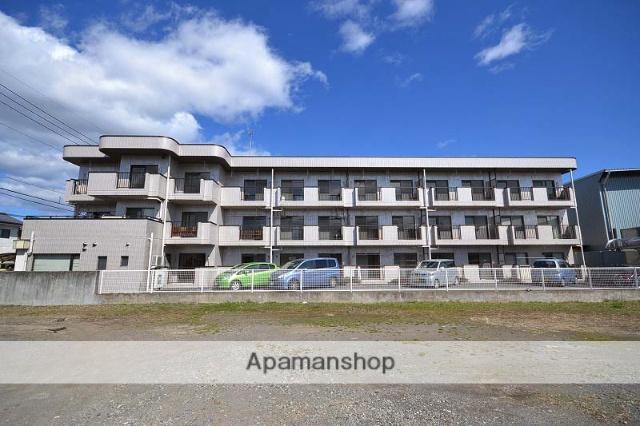 群馬県高崎市、高崎駅徒歩30分の築22年 3階建の賃貸マンション