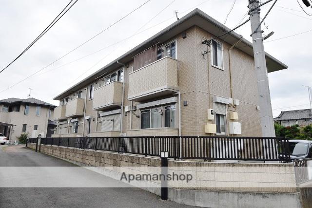 群馬県高崎市、高崎駅徒歩37分の築6年 2階建の賃貸アパート
