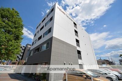群馬県高崎市、高崎駅徒歩5分の築5年 5階建の賃貸マンション