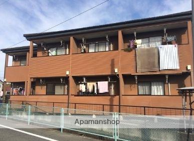 群馬県高崎市、倉賀野駅徒歩30分の築21年 2階建の賃貸アパート