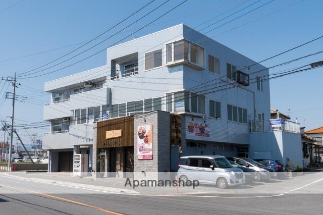 群馬県高崎市、井野駅徒歩12分の築28年 3階建の賃貸アパート