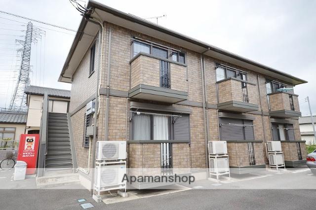 群馬県高崎市、井野駅徒歩17分の築12年 2階建の賃貸アパート