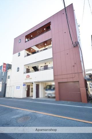 群馬県高崎市、北高崎駅徒歩3分の築16年 4階建の賃貸マンション