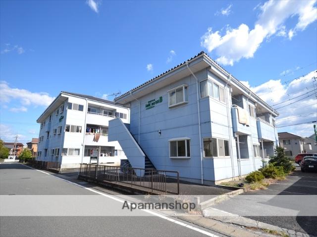 群馬県高崎市、高崎駅徒歩28分の築26年 2階建の賃貸アパート