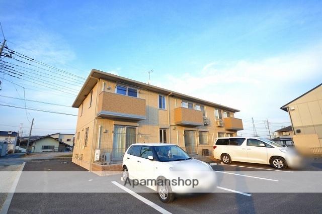 群馬県高崎市、西山名駅徒歩34分の築4年 2階建の賃貸アパート