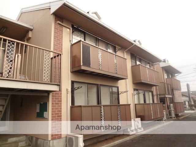 群馬県高崎市、井野駅徒歩46分の築29年 2階建の賃貸アパート