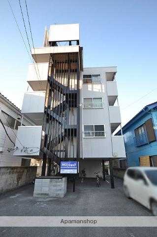 群馬県高崎市、高崎駅徒歩25分の築20年 4階建の賃貸アパート