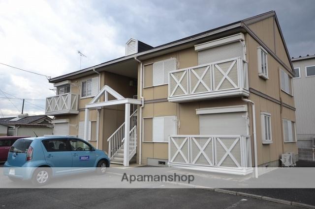 群馬県佐波郡玉村町、駒形駅徒歩39分の築25年 2階建の賃貸アパート
