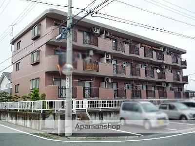 群馬県高崎市、井野駅徒歩35分の築18年 3階建の賃貸マンション