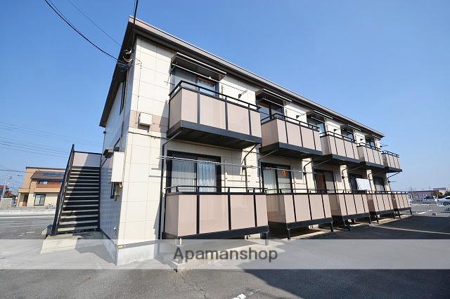 群馬県高崎市、井野駅徒歩59分の築19年 2階建の賃貸アパート