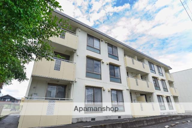 群馬県高崎市、井野駅徒歩12分の築30年 3階建の賃貸アパート