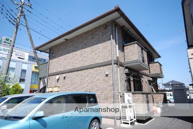 群馬県高崎市、井野駅徒歩30分の築13年 2階建の賃貸アパート