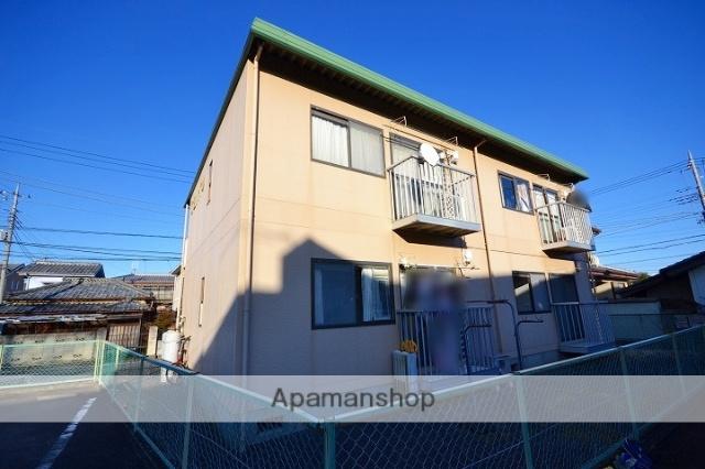 群馬県高崎市、高崎駅徒歩27分の築31年 2階建の賃貸アパート
