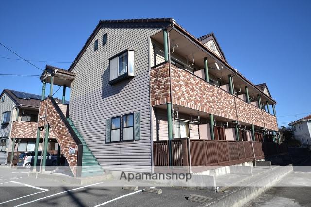 群馬県高崎市の築16年 2階建の賃貸アパート