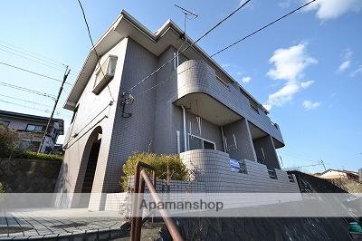 群馬県富岡市、上州七日市駅徒歩22分の築24年 2階建の賃貸アパート