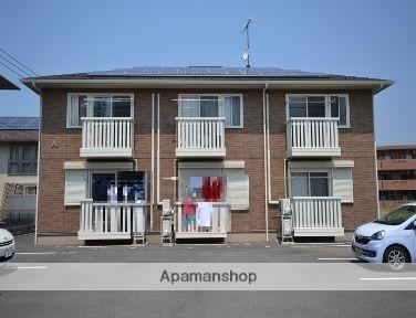 群馬県高崎市、倉賀野駅徒歩20分の築9年 2階建の賃貸アパート