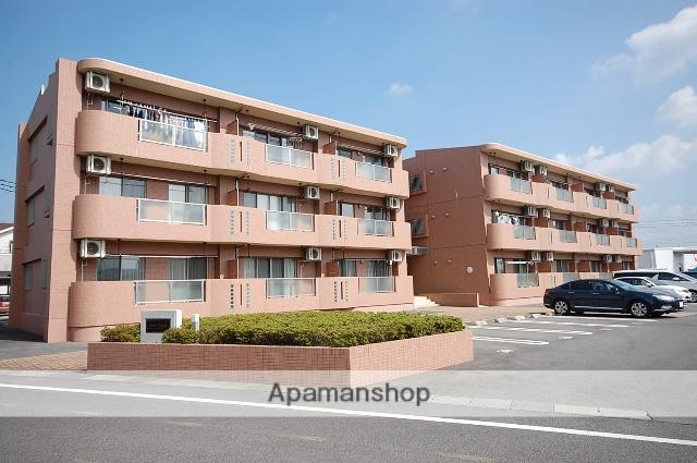 群馬県高崎市、倉賀野駅徒歩24分の築6年 3階建の賃貸マンション