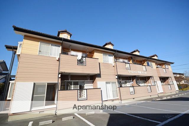 群馬県高崎市、井野駅徒歩30分の築24年 2階建の賃貸アパート