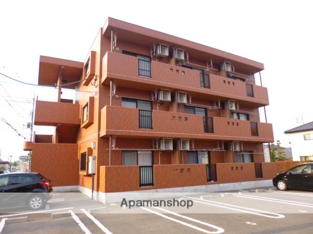 群馬県高崎市、新前橋駅徒歩40分の築15年 3階建の賃貸アパート