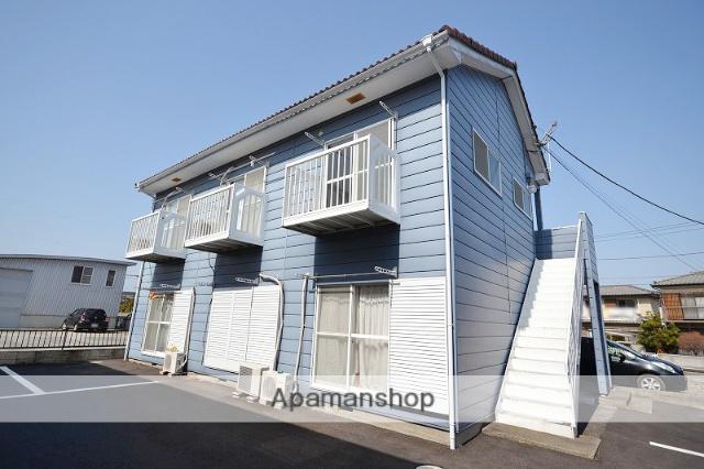 群馬県高崎市、高崎駅徒歩27分の築25年 2階建の賃貸アパート
