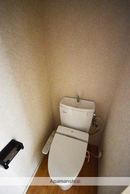 群馬県高崎市中居町2丁目[3LDK/68.59m2]のトイレ