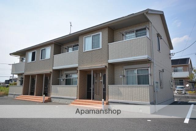群馬県高崎市、井野駅徒歩45分の築4年 2階建の賃貸アパート