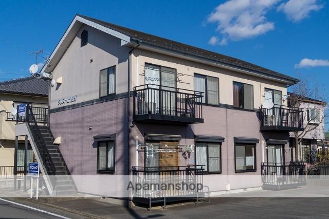 群馬県高崎市、南高崎駅徒歩23分の築20年 2階建の賃貸アパート