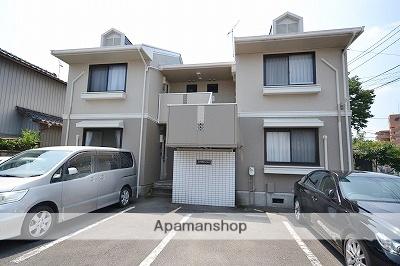 群馬県高崎市、高崎駅徒歩18分の築26年 2階建の賃貸アパート