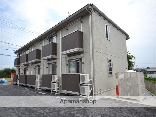 群馬県高崎市、北高崎駅徒歩33分の築5年 2階建の賃貸アパート