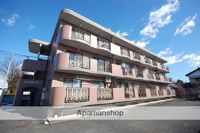 群馬県高崎市、井野駅徒歩55分の築18年 3階建の賃貸マンション