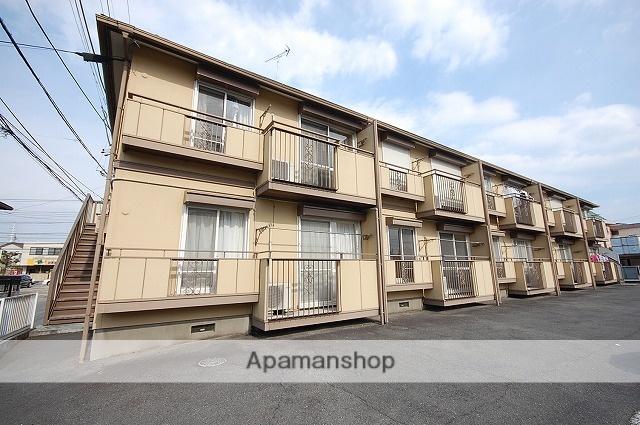 群馬県高崎市、高崎駅徒歩14分の築23年 2階建の賃貸アパート