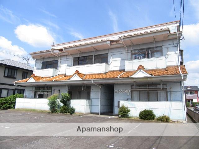 群馬県高崎市、高崎駅徒歩53分の築27年 2階建の賃貸アパート