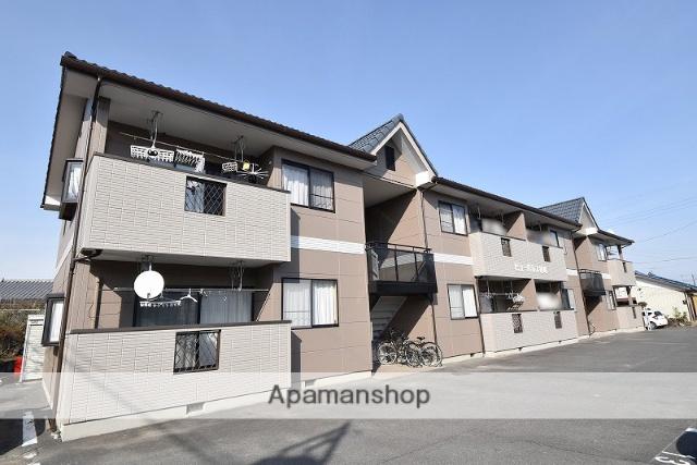 群馬県高崎市、群馬八幡駅徒歩15分の築20年 2階建の賃貸アパート