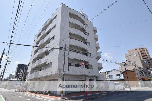 群馬県高崎市、高崎駅徒歩10分の築28年 6階建の賃貸マンション