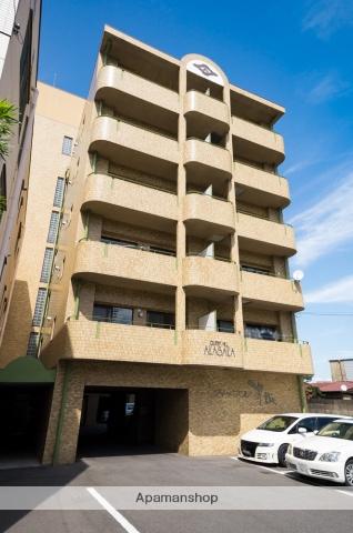 群馬県高崎市、高崎駅徒歩23分の築30年 6階建の賃貸マンション