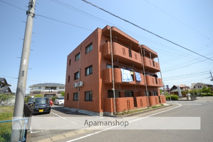 群馬県高崎市、倉賀野駅徒歩21分の築18年 3階建の賃貸マンション