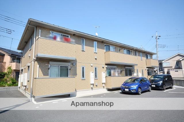 群馬県高崎市、高崎問屋町駅徒歩6分の築5年 2階建の賃貸アパート