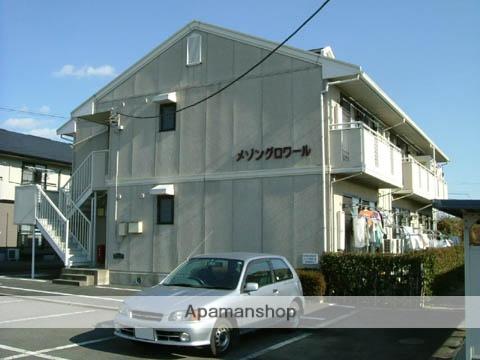 群馬県高崎市、北高崎駅徒歩20分の築24年 2階建の賃貸アパート