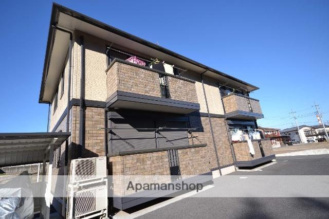 群馬県高崎市、群馬八幡駅徒歩65分の築13年 2階建の賃貸アパート
