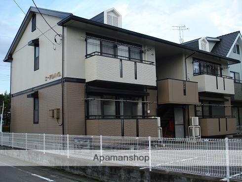 群馬県高崎市、倉賀野駅徒歩50分の築20年 2階建の賃貸アパート
