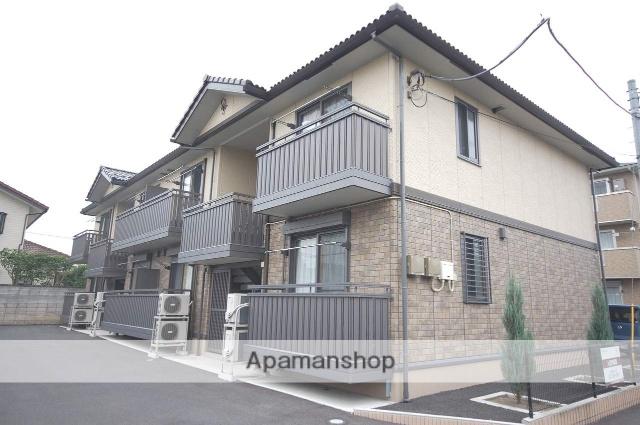 群馬県高崎市、高崎駅徒歩27分の築9年 2階建の賃貸アパート