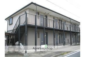 群馬県高崎市、井野駅徒歩15分の築19年 2階建の賃貸アパート