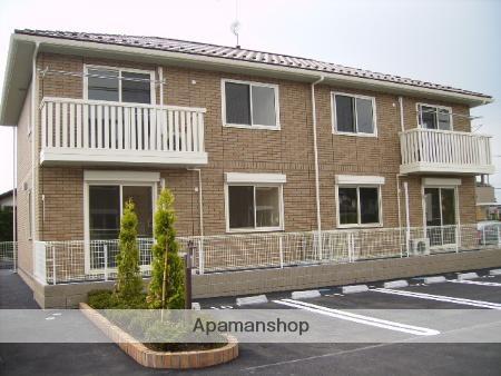 群馬県高崎市、倉賀野駅徒歩23分の築8年 2階建の賃貸アパート