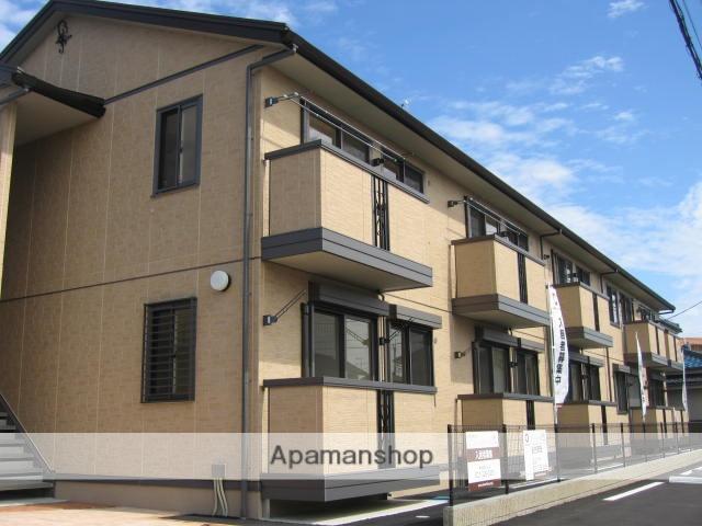 群馬県高崎市、高崎駅徒歩55分の築8年 2階建の賃貸アパート