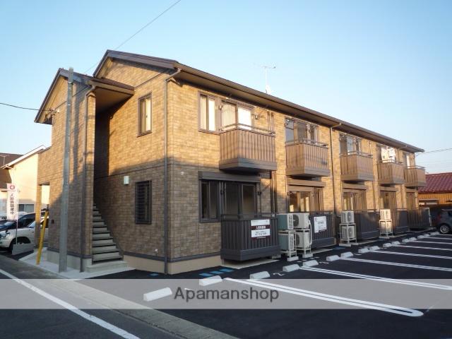 群馬県高崎市、高崎駅徒歩24分の築9年 2階建の賃貸アパート