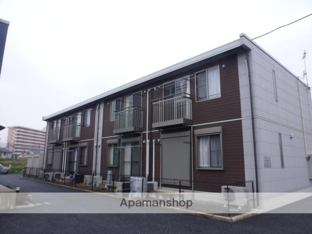 群馬県高崎市、高崎駅徒歩32分の築8年 2階建の賃貸アパート