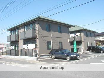 群馬県高崎市、高崎駅徒歩22分の築17年 2階建の賃貸アパート