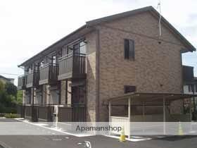 群馬県富岡市、西富岡駅徒歩6分の築13年 2階建の賃貸アパート